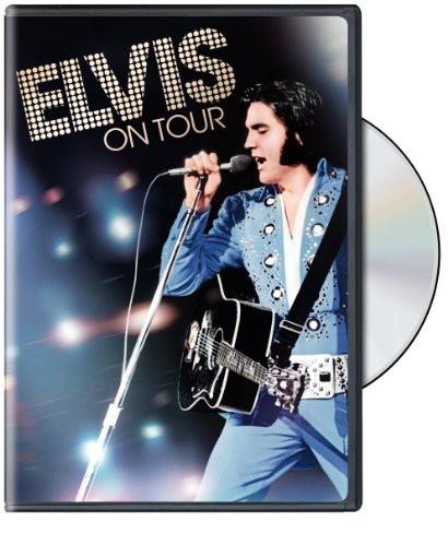 ELVIS ON TOUR (WS) NEW DVD
