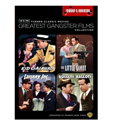 TCM GREATEST CLASSIC FILMS: GANGSTERS NEW DVD