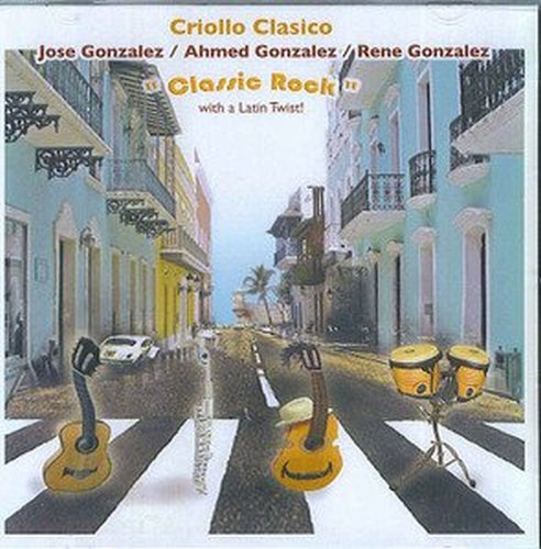JOSE GONZALEZ - CLASSIC ROCK NEW CD