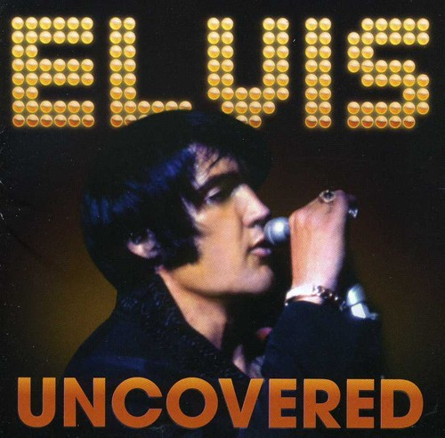 ELVIS PRESLEY - UNCOVERED NEW CD