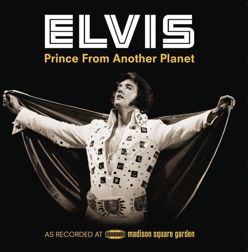 ELVIS PRESLEY - PRINCE FROM ANOTHER PLANET: LEGACY EDITION (+DVD) NEW CD
