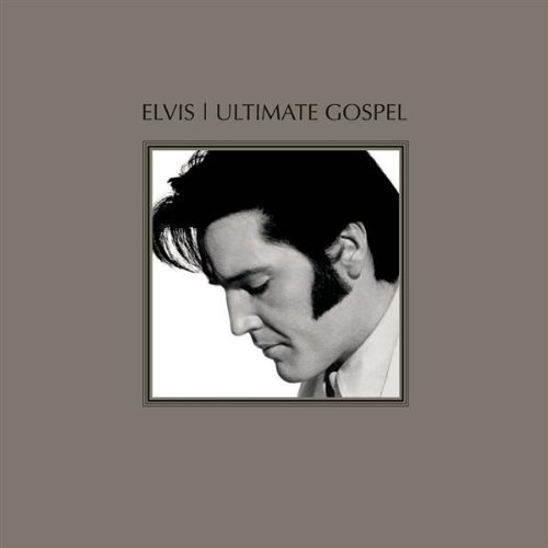 ELVIS PRESLEY - ELVIS ULTIMATE GOSPEL NEW CD