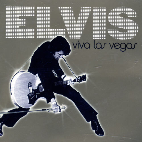 ELVIS PRESLEY - VIVA LAS VEGAS (IMPORT) NEW CD
