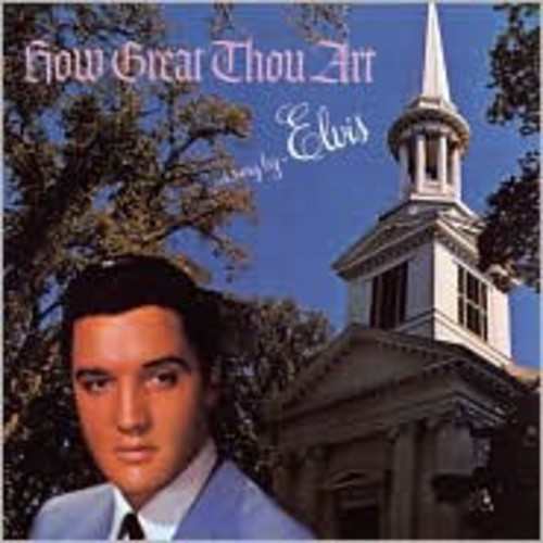 ELVIS PRESLEY - HOW GREAT THOU ART - BONUS TRACKS NEW CD
