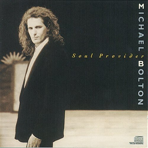 MICHAEL BOLTON - SOUL PROVIDER NEW CD