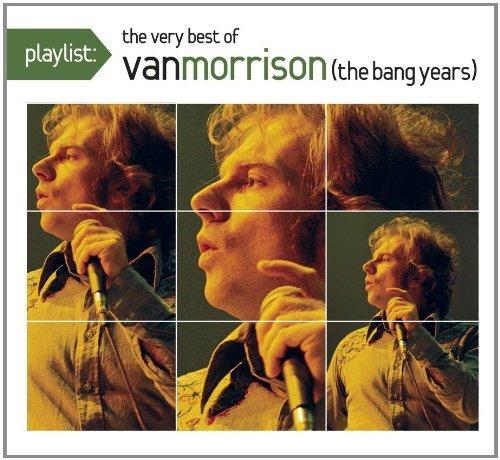 VAN MORRISON - PLAYLIST: THE VERY BEST OF VAN MORRISON (DIGIPAK) NEW CD