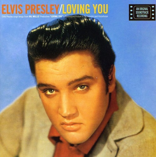 ELVIS PRESLEY - LOVING YOU NEW CD