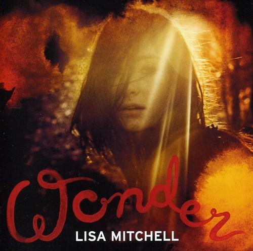 LISA MITCHELL - WONDER NEW CD
