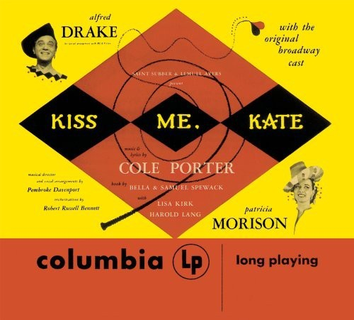 KISS ME KATE /  O.B.C. - KISS ME KATE / O.B.C. NEW CD