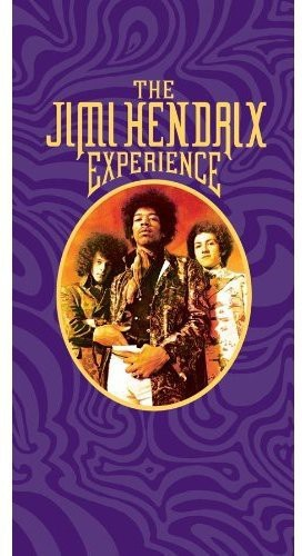 JIMI HENDRIX - JIMI HENDRIX EXPERIENCE BOX SET NEW CD