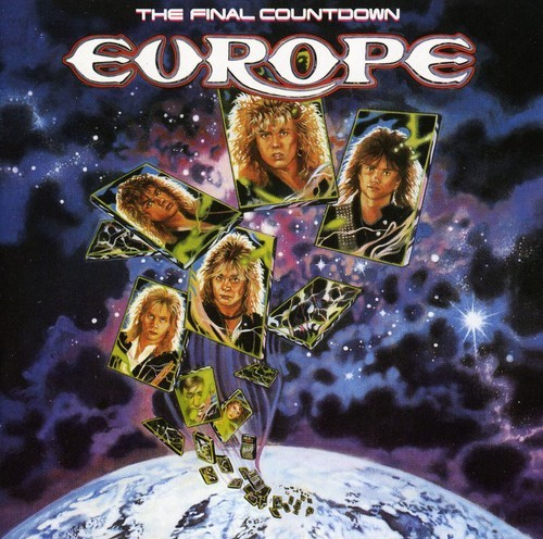 EUROPE - FINAL COUNTDOWN NEW CD