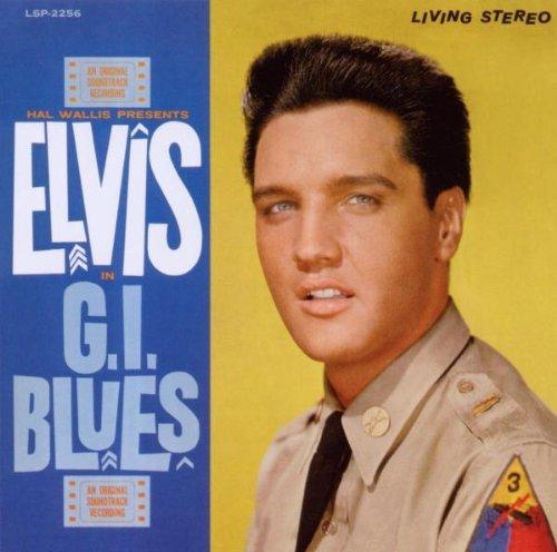 ELVIS PRESLEY - G.I. BLUES (IMPORT) NEW CD