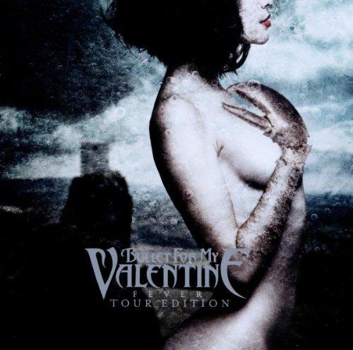 BULLET FOR MY VALENTINE - FEVER (TOUR) - BONUS DVD - BONUS TRACKS NEW CD