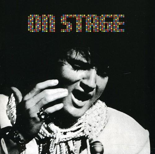 ELVIS PRESLEY - ON STAGE NEW CD