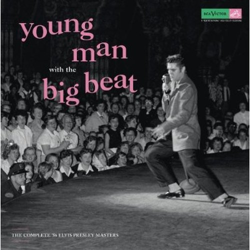 ELVIS PRESLEY - YOUNG MAN WITH THE BIG BEAT NEW CD