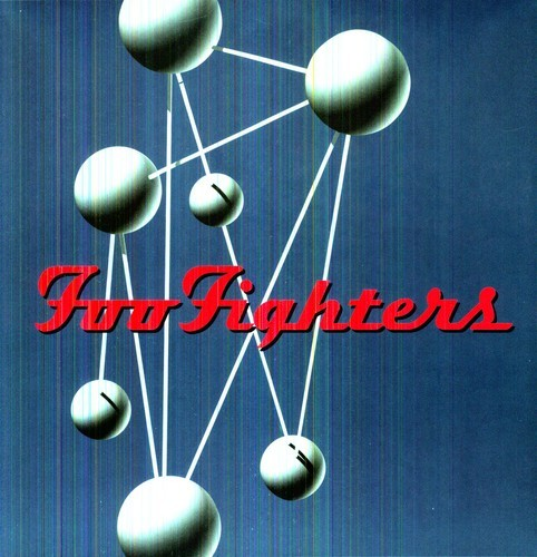 FOO FIGHTERS - COLOUR & THE SHAPE NEW VINYL
