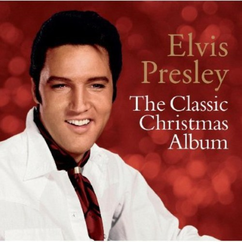 ELVIS PRESLEY - CLASSIC CHRISTMAS ALBUM NEW CD