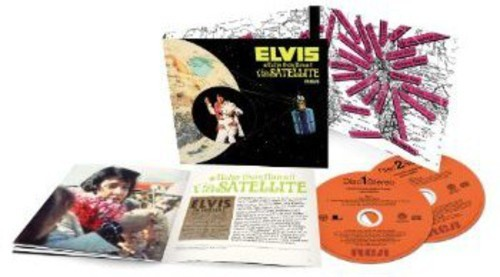 ELVIS PRESLEY - ALOHA FROM HAWAII (VIA) (SATELLITE) NEW CD