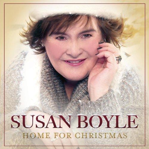 SUSAN BOYLE - HOME FOR CHRISTMAS NEW CD