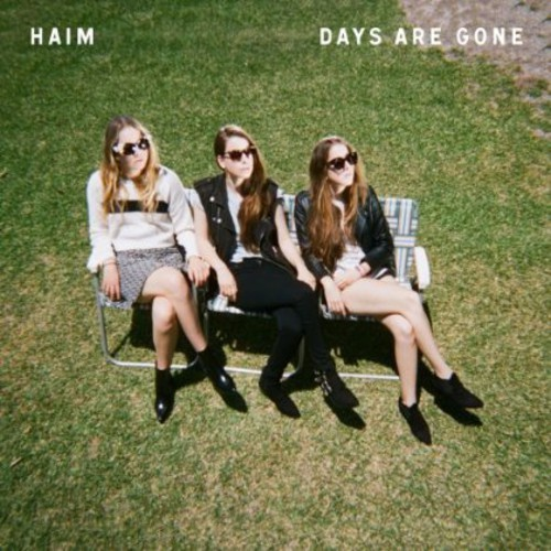 HAIM - DAYS ARE GONE NEW CD