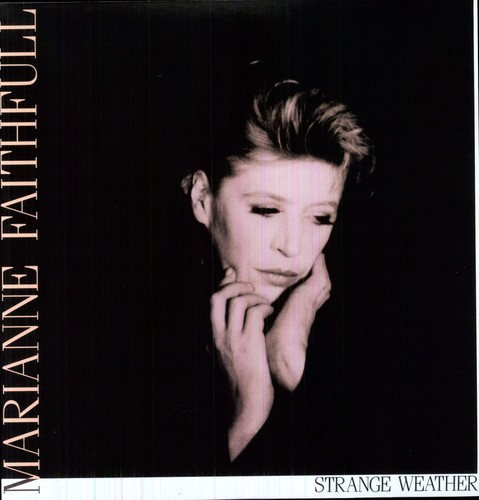MARIANNE FAITHFULL - STRANGE WEATHER (LTD) NEW VINYL