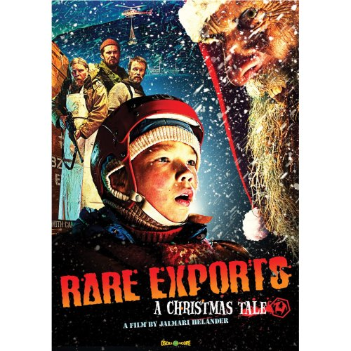 RARE EXPORTS: A CHRISTMAS TALE (2PC) (+DVD) NEW BLURAY