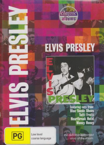 ELVIS PRESLEY - ELVIS PRESLEY (CLASSIC ALBUMS) NEW DVD