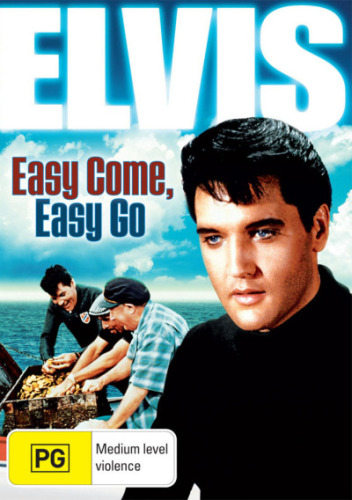 EASY COME, EASY GO (1967) NEW DVD