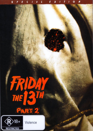 friday the 13th part 2 special edition 1981 new dvd