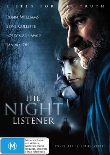 THE NIGHT LISTENER (2006) NEW DVD
